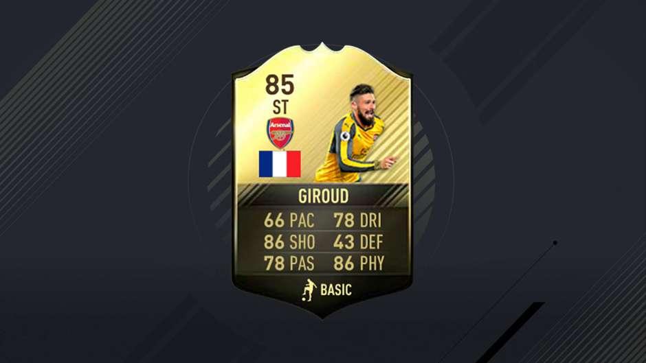 FIFA FUT Giroud