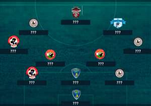 Goal picks out a best XI from Round 10 where East Bengal faltered at the top as Mohun Bagan caught up with their Kolkata rivals...