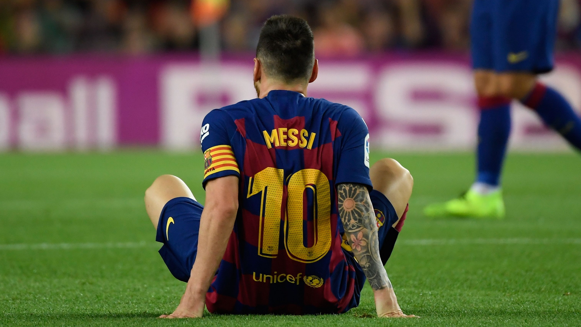 'Messi could leave Barcelona in the next couple of years' – Rivaldo says Argentine must feel 'important'