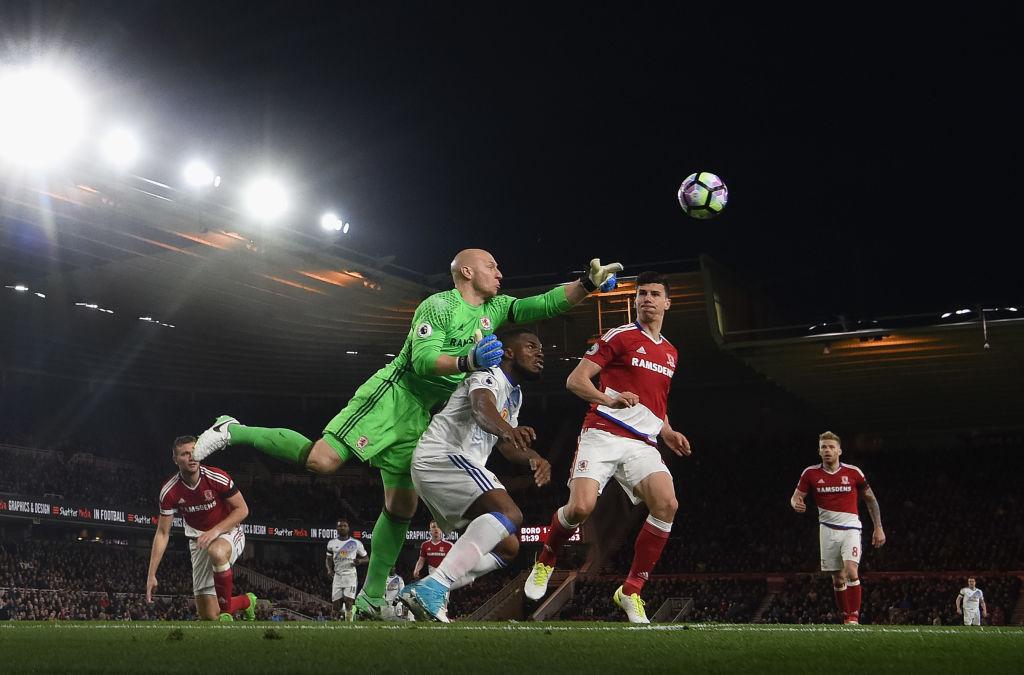 Middlesbrough v Sunderland 2016-17