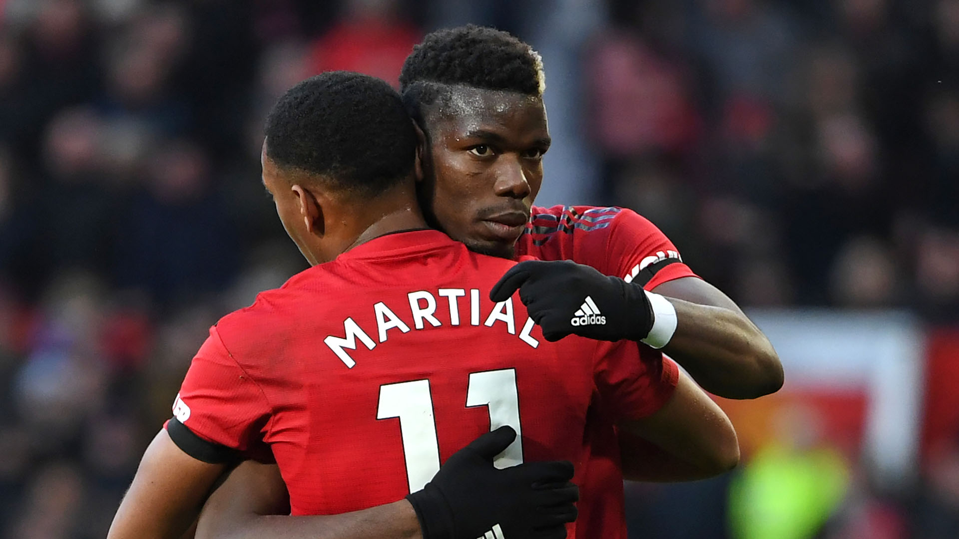 Manchester United - Pogba et Martial forfaits pour affronter Leicester