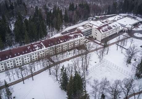 Le camp de base et l'hôtel des Bleus en Russie pour la Coupe du monde 2018