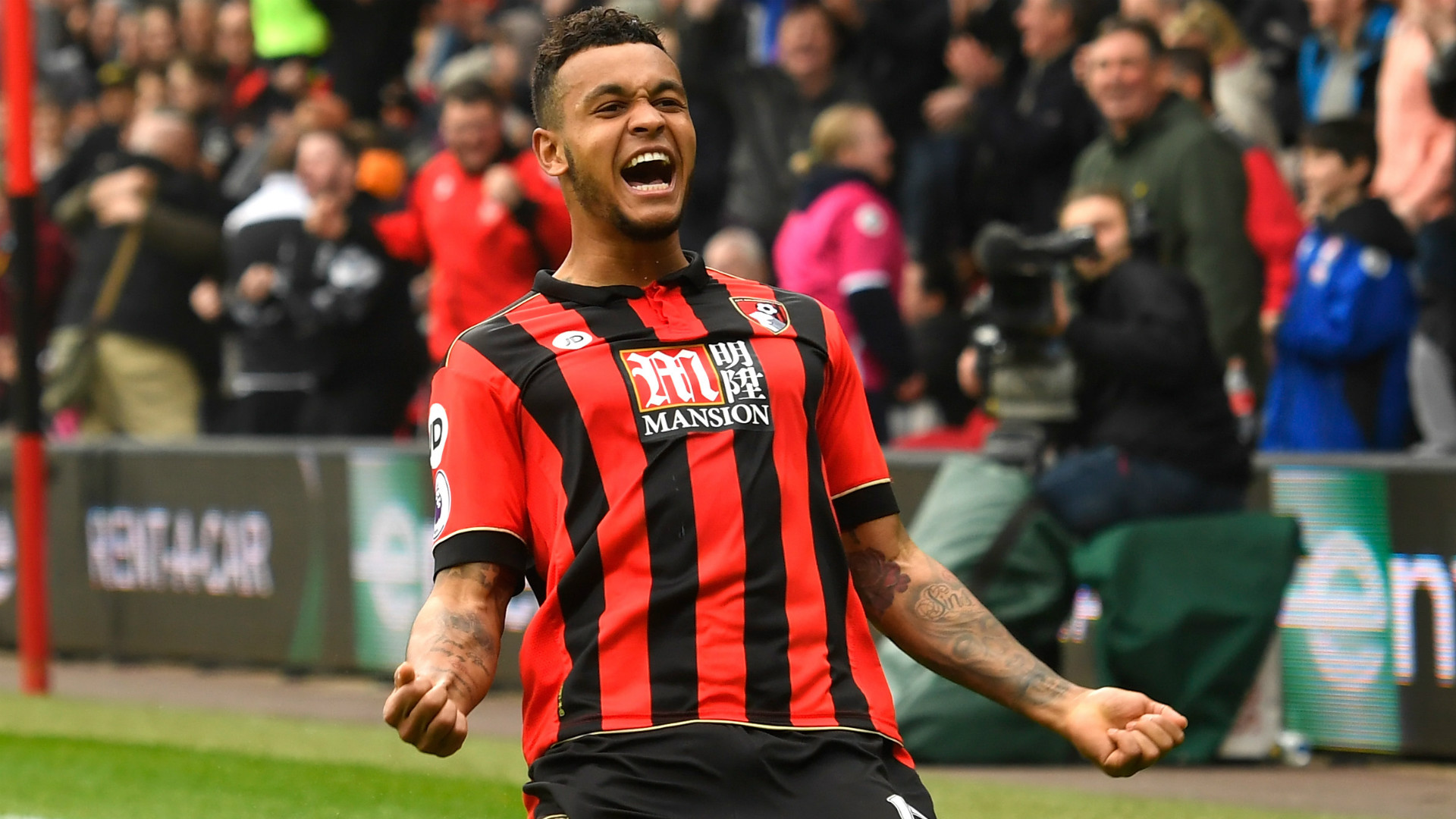 Josh King Bournemouth Premier League