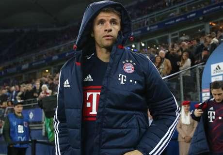 FC Bayern ohne Fünf nach Anderlecht