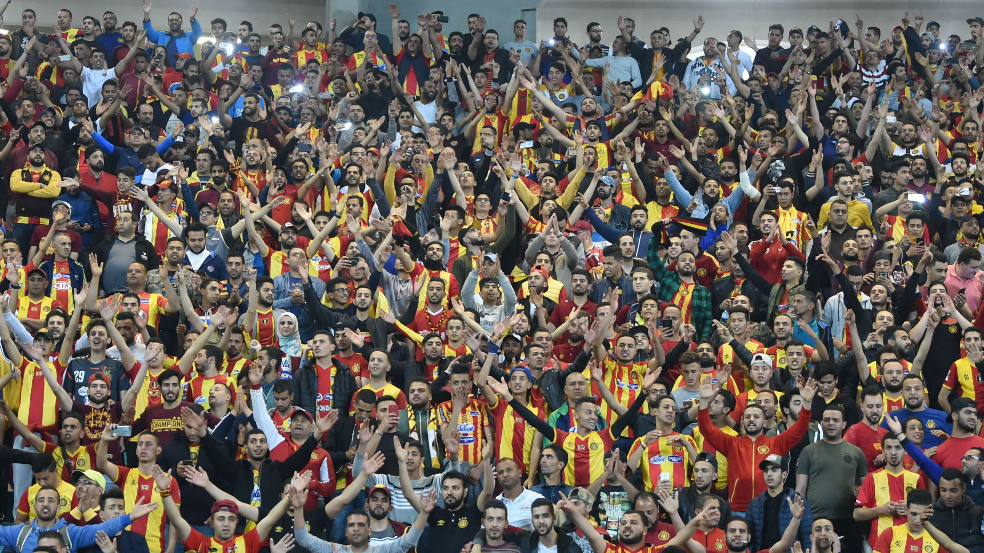Esperance supporters arrested in Qatar before Club World Cup opener