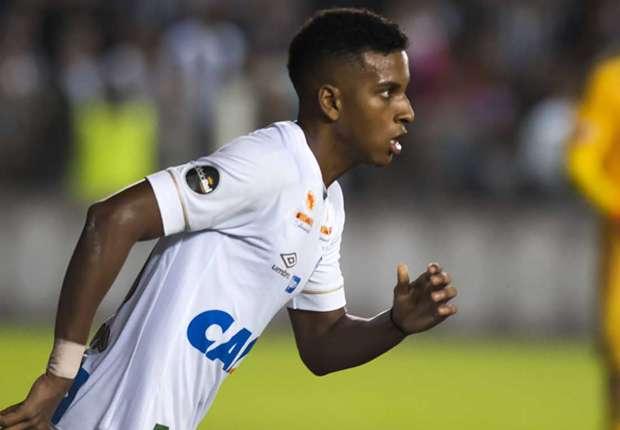 Seleção Sub-20  Rodrygo é a estrela da lista de convocados do Brasil para 165972fa35a33