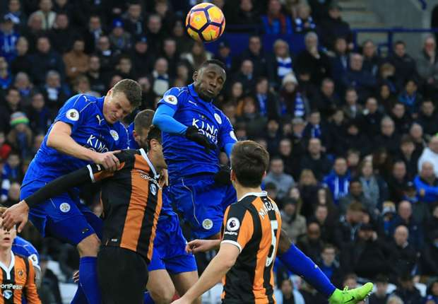 He's not N'Golo Kante, but Wilfred Ndidi can be star man for Leicester