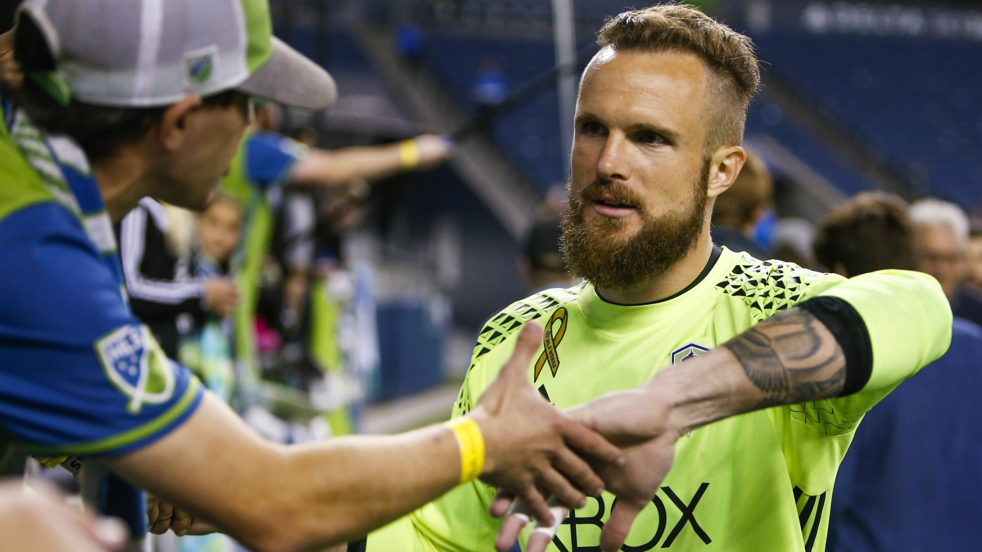 Stefan Frei returns to Toronto hoping to win MLS Cup | Goal.com