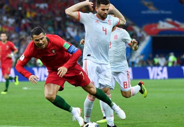 Espanha x Portugal  a atuação de Cristiano Ronaldo - Goal.com 825141045898b