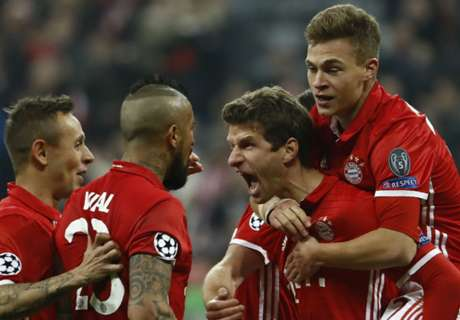 WATCH: Bayern Munich's Friends