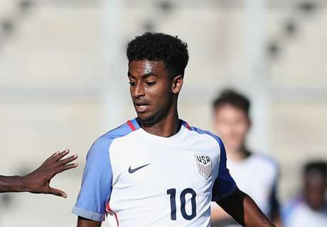 Source: Zelalem has torn ACL