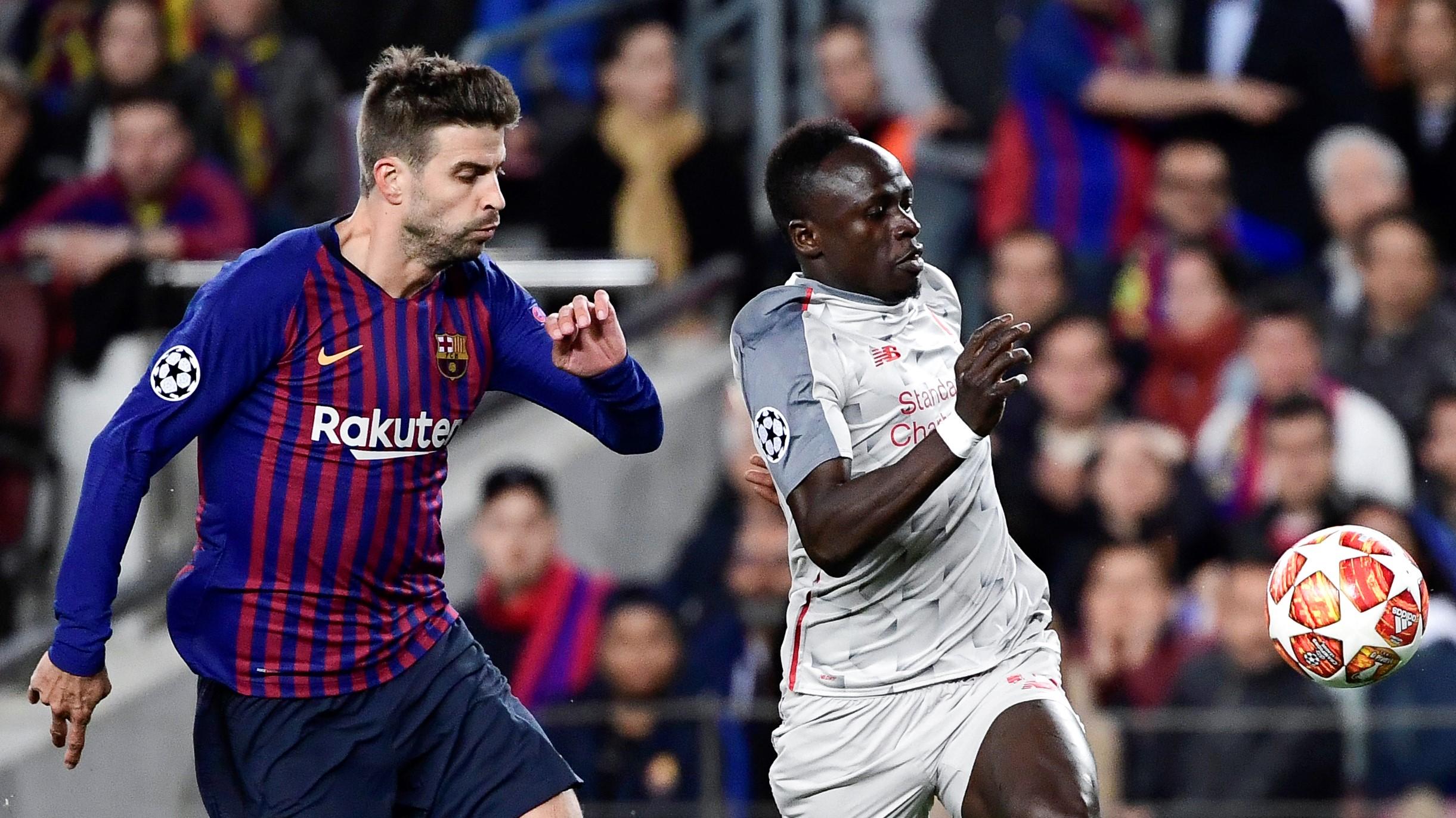"""Piqué revient sur la déroute de Barcelone à Liverpool : """"Un cauchemar, un blocage mental"""""""