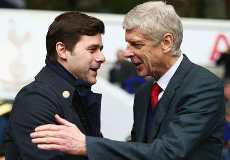 Wenger: Topping Spurs is important