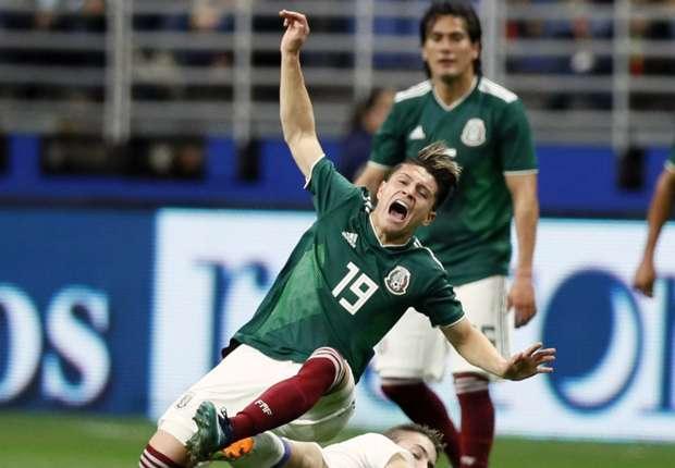 Filtran combinación de visitante que usaría Selección mexicana para Rusia  2018 - Goal.com ccd72cd7b505a
