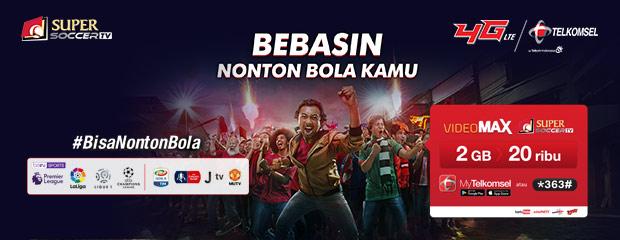 Telkomsel - Footer Banner