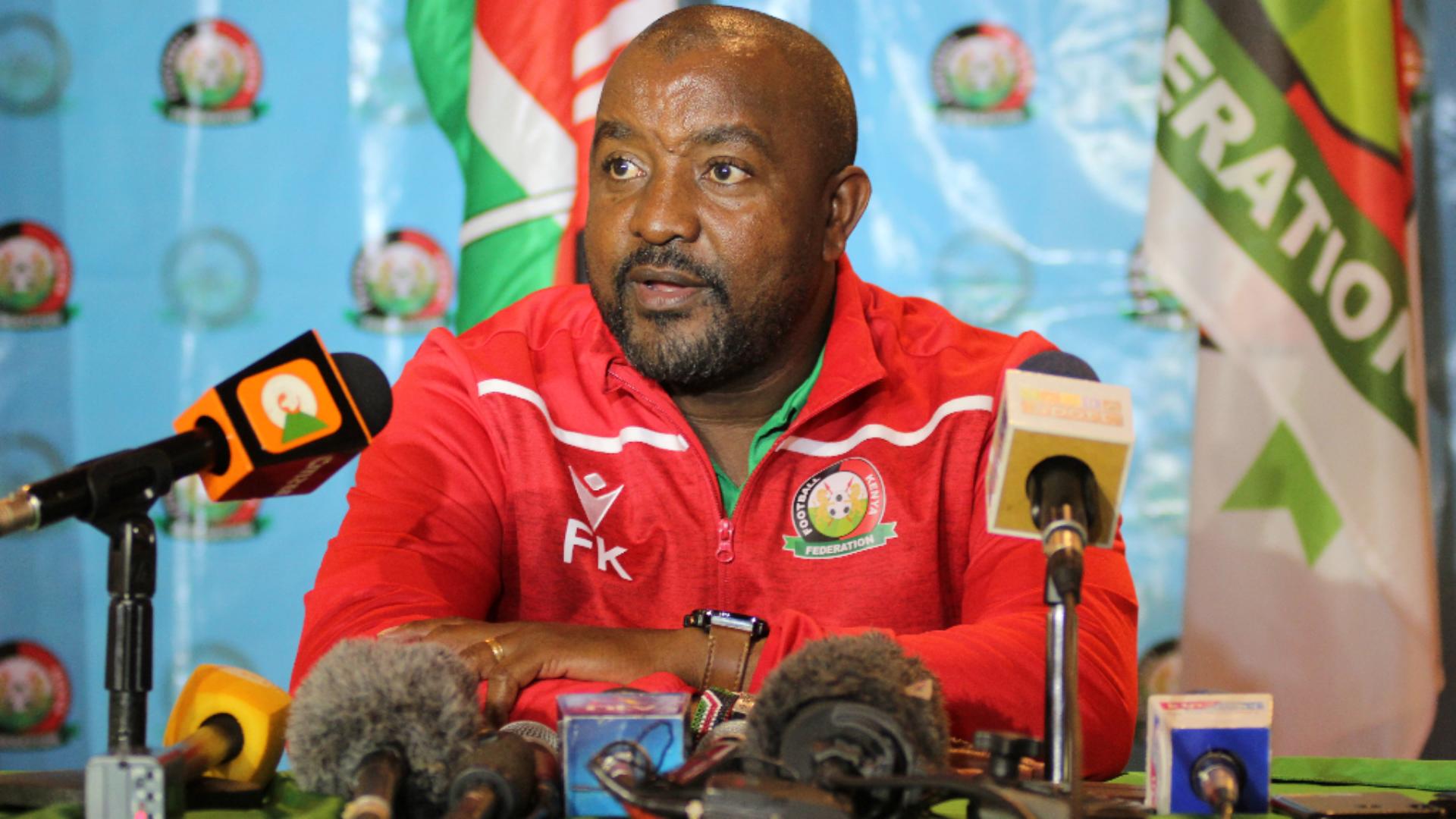 Kimanzi fumes as Harambee Stars players threaten to boycott Egypt trip