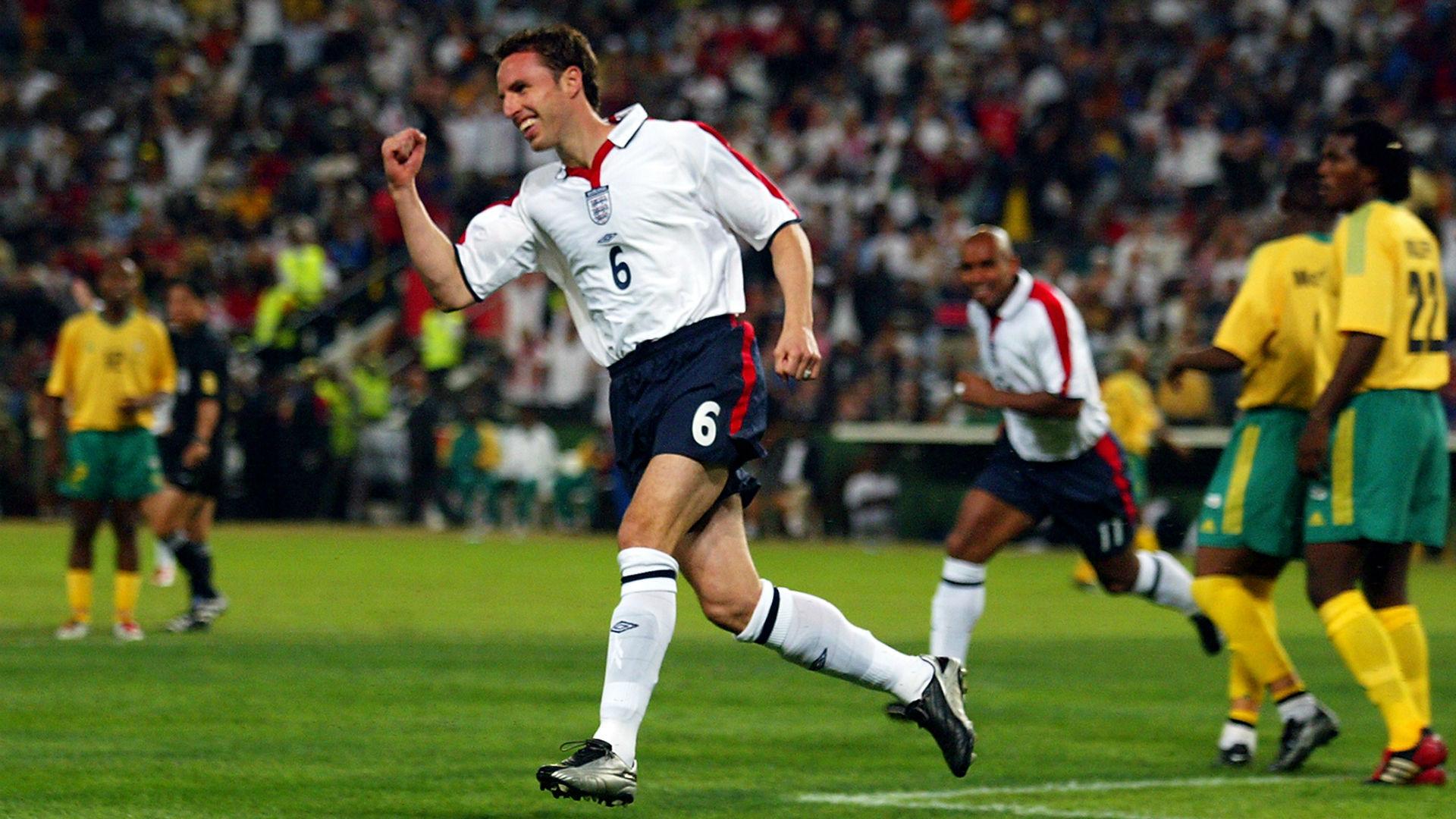 Gareth Southgate, South Africa v England 2003