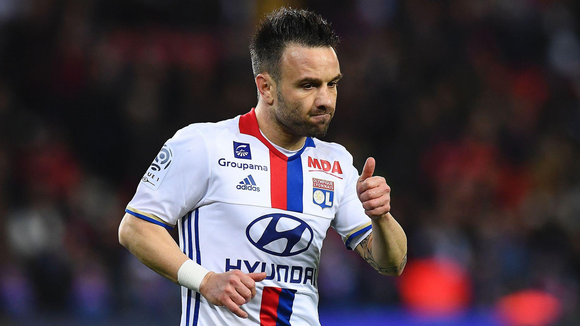 Mathieu Valbuena Lyon
