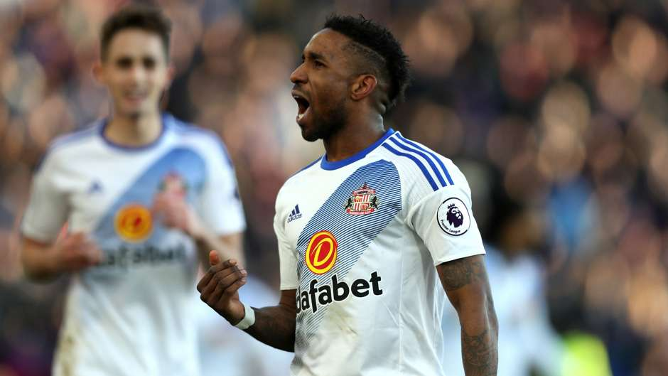 Sunderland Crystal Palace Jermain Defoe