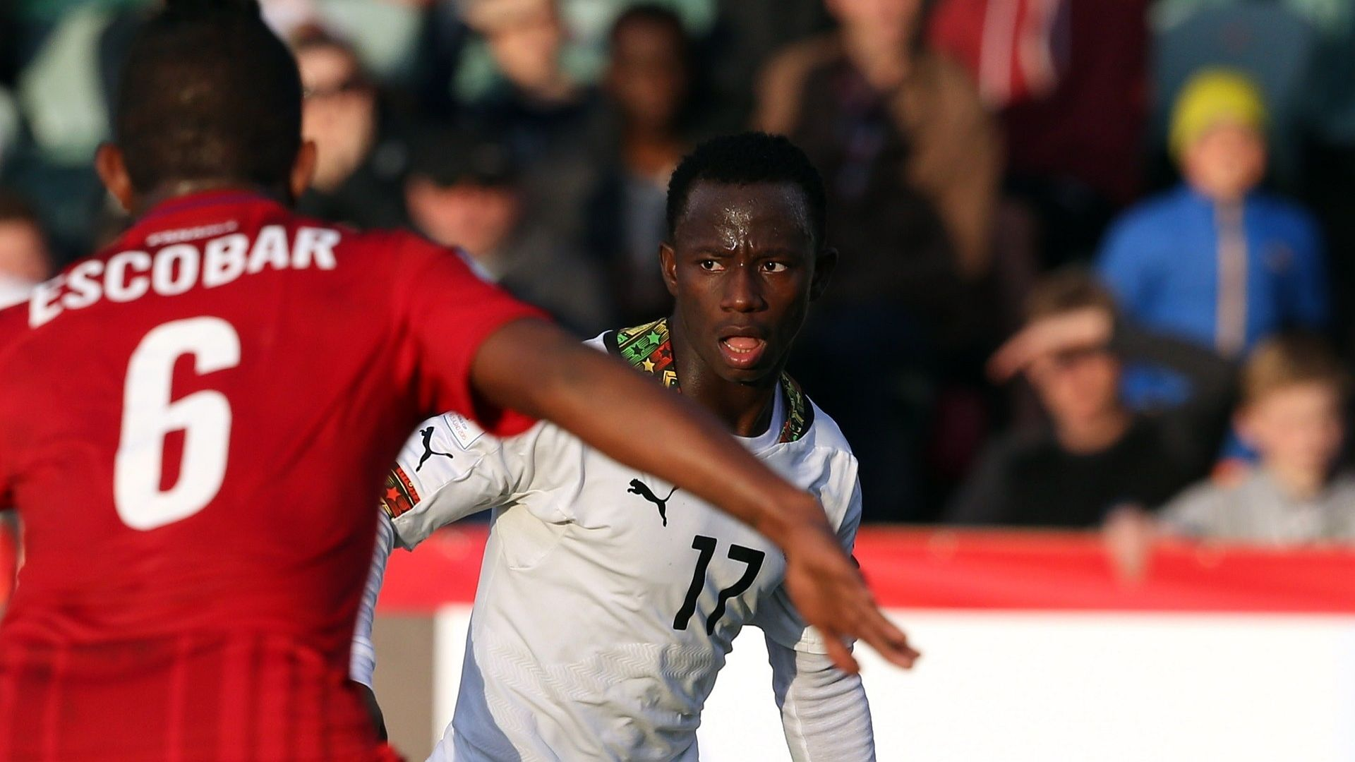 U23 Afcon qualifiers: Algeria 0-1 Ghana (Agg: 1-2) - Yaw Yeboah's strike earns Black Meteors historic qualification