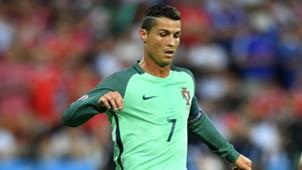 Cristiano Ronaldo Portugal Euro 2016