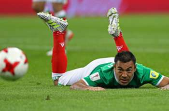 Mexico international Fabian out for rest of year