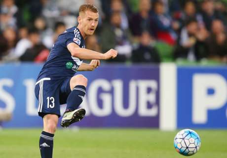 Bozanic leaves Victory for J.League