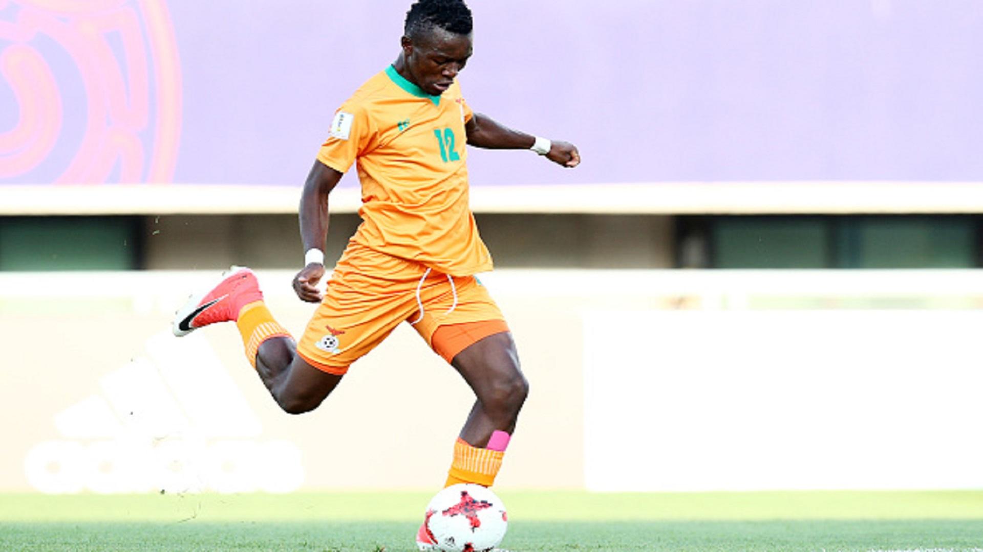 Emmanuel Banda of Zambia