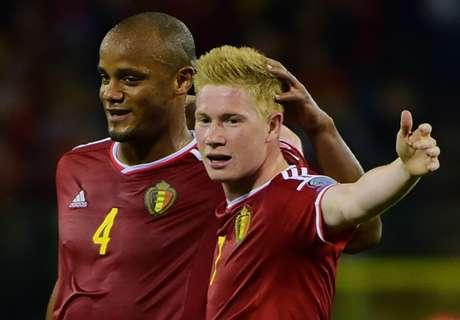 Holanda 1 x 1 Bélgica