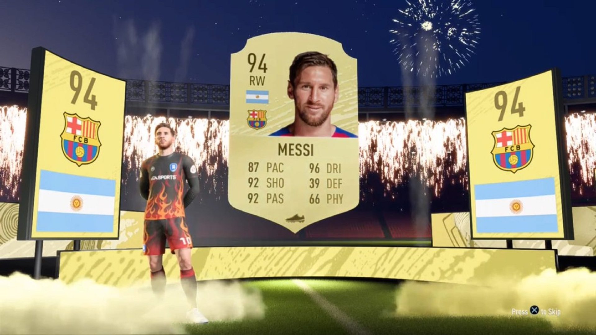 FIFA 20 Ultimate Team Pack Odds: What are the chances of getting Ronaldo or Messi in a pack?
