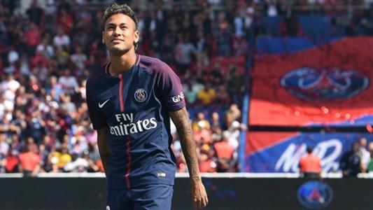 Neymar Psg Debut Brazil Star Can Play V Guingamp As Barcelona Receive Transfer Fee Goal Com