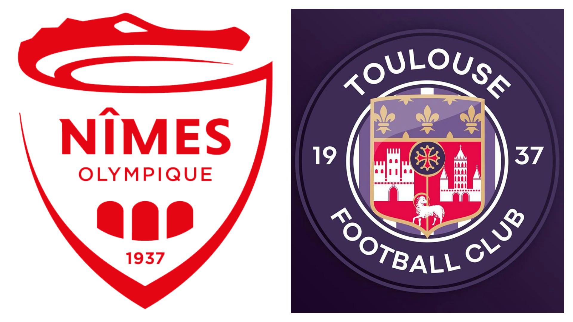 Ligue 1, 6e j. : les stats à connaître avant Nîmes-Toulouse