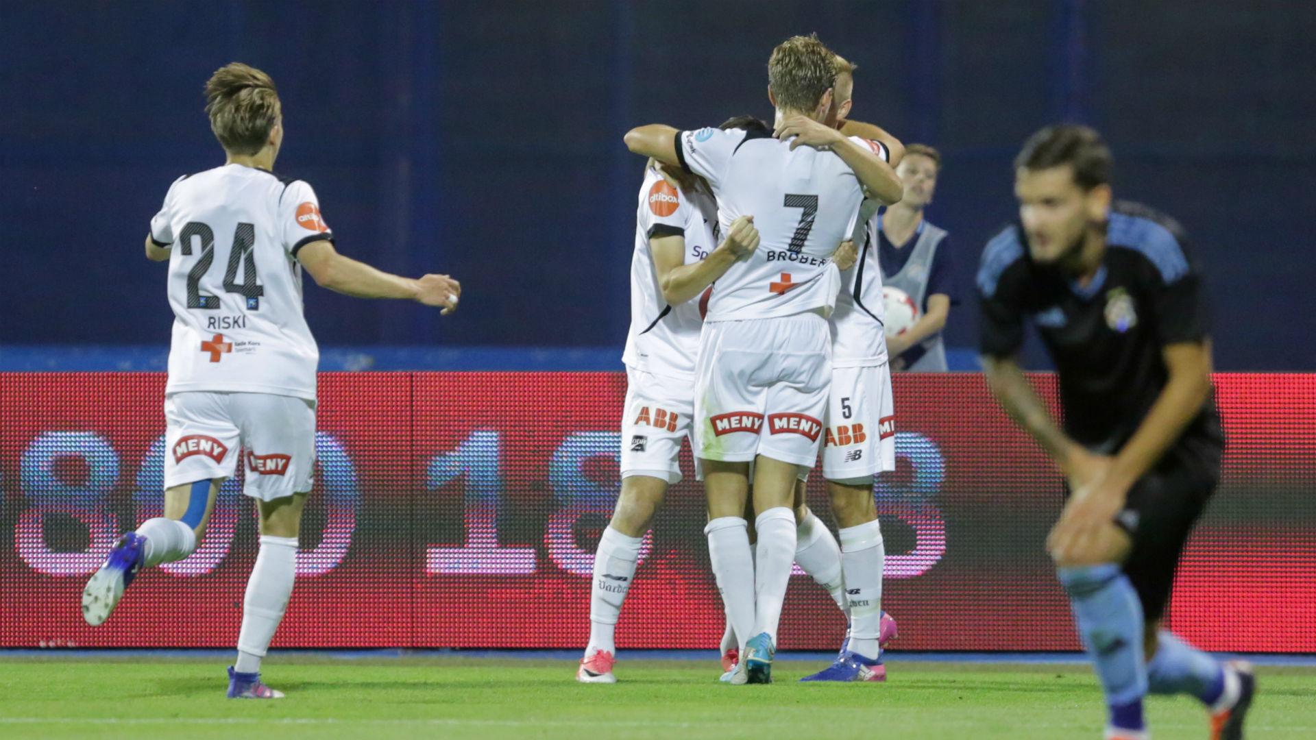 Dinamo Odds Europska liga