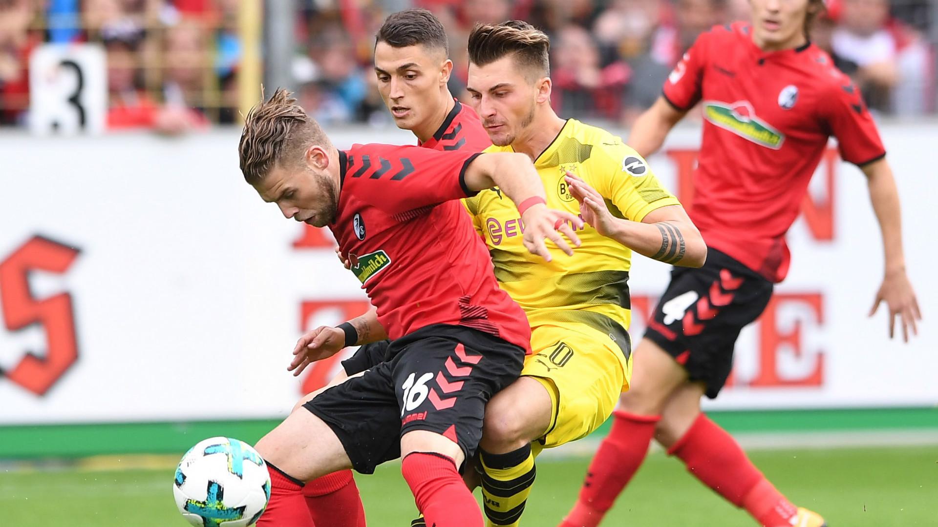 Freiburg Dortmund Bundesliga 09092017