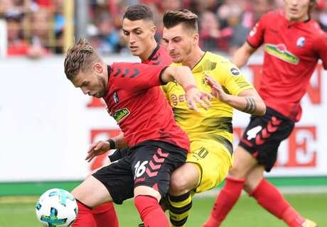 Lawan 10 Pemain, Dortmund Majal