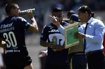 Pumas fire coach Paco Palencia, announce temporary replacement