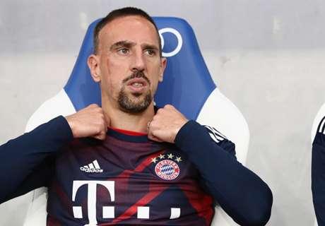Ancelotti: Ribery je povisio ton jer me nije shvatio!