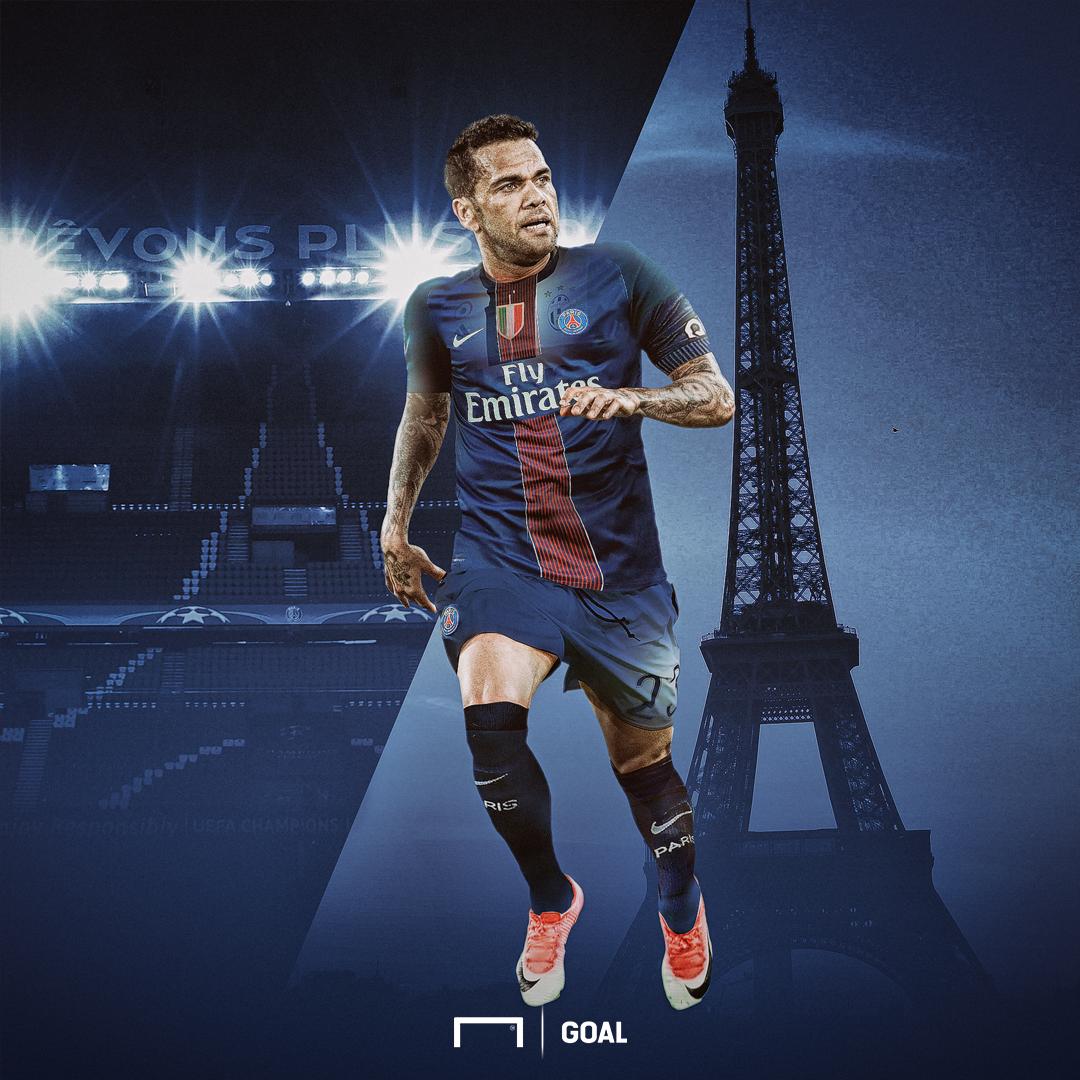 Psg: Paris Saint-Germain Sign Dani Alves From Under Noses Of