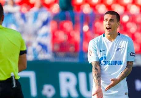 Paredes y Driussi debutaron en Rusia