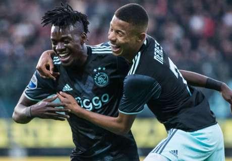 Ajax Tempel Ketat Feyenoord