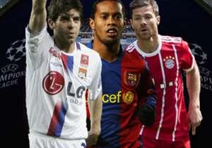 Siapa algojo tendangan bebas terbaik di Liga Champions sejak pengumpulan data Opta pada 2003/04? Spoiler alert: Messi dan Ronaldo tak masuk sepuluh besar!
