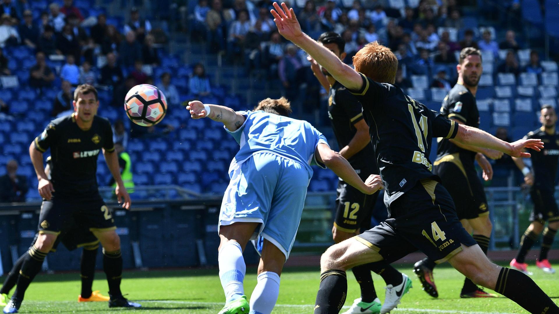 Lazio Palermo Immobile
