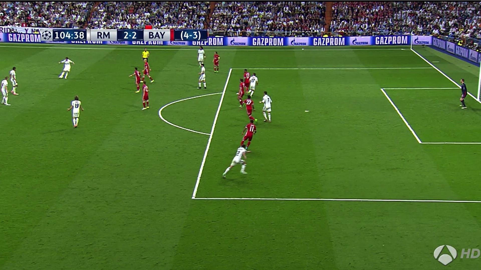 cristiano ronaldo marc el 2 2 en fuera de juego ForFuera De Juego Real Madrid