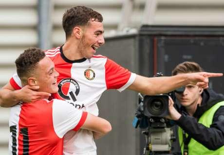 Feyenoord Onder-19 geeft goede voorbeeld en declasseert Shakhtar