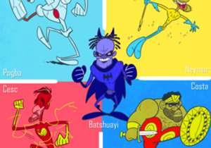 La Justice League revue et corrigée...