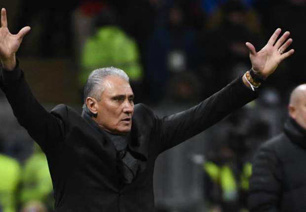 Tite wants Brazil to erase Germany memories in 'emotionally important' clash