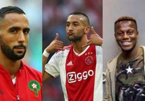 Hamza Mendyl wechselt für sieben Millionen Euro vom OSC Lille zu Schalke. Wo liegt der Linksverteidiger damit im Ranking der teuersten Marokkaner aller Zeiten? Das sind die Top-25! (Quelle: transfermarkt.de)