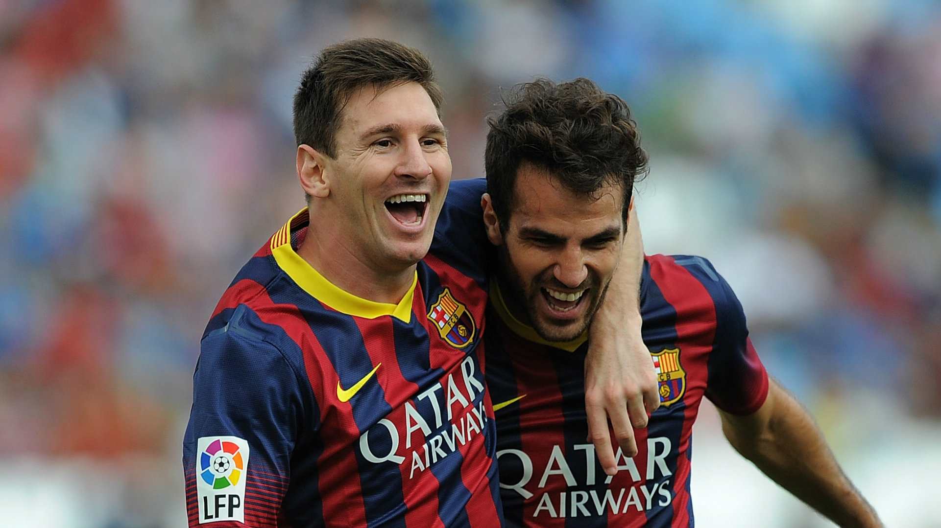 'I've seen things you wouldn't believe' - Fabregas thinks finding another Messi is impossible
