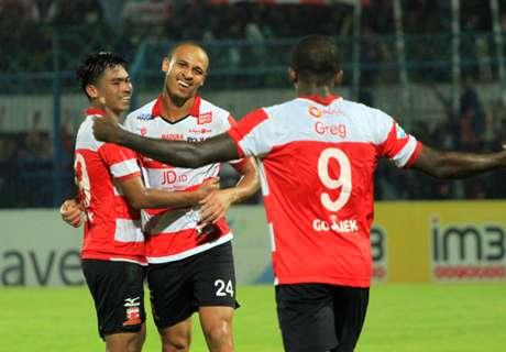 FT: Madura United 1-1 Persija Jakarta