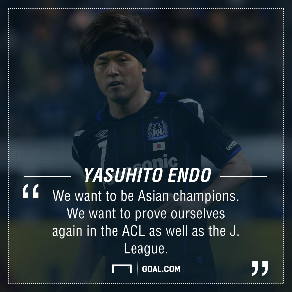 GFX Yasuhito Endo Quote